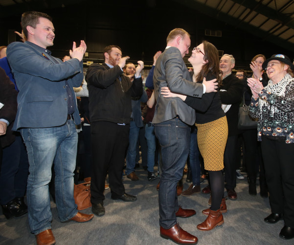 28/2/2016. General Election Campaigns Results