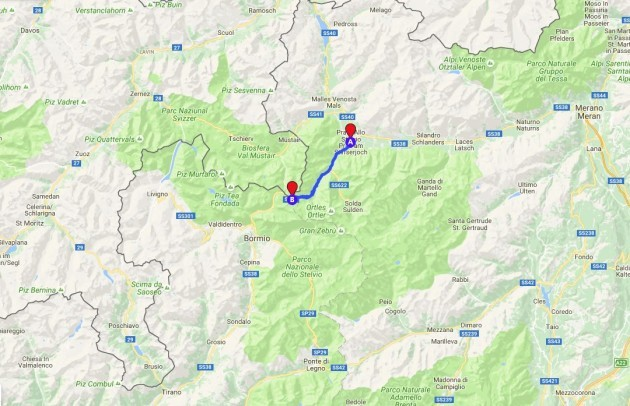 Driving Map Of Italy.Is This The Best Driving Road In The World Thejournal Ie