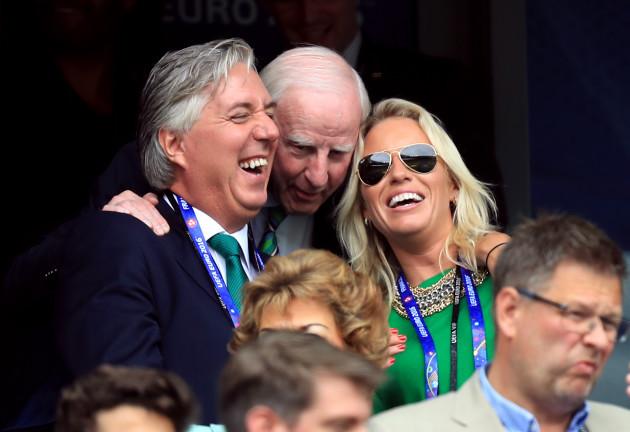 Republic of Ireland v Sweden - UEFA Euro 2016 - Group E - Stade de France