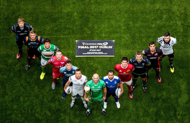 Launch of the 2016/17 Guinness PRO12 Season