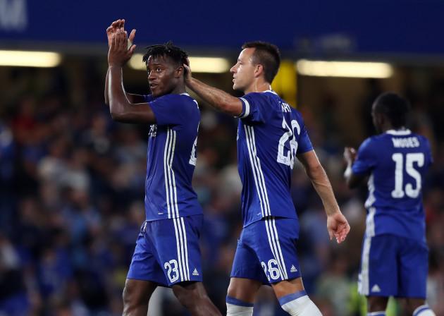 Chelsea v Bristol Rovers - EFL Cup - Second Round - Stamford Bridge