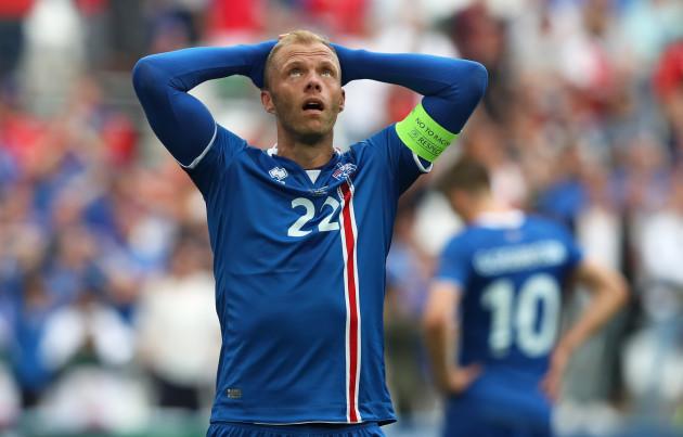 Iceland v Hungary - UEFA Euro 2016 - Group F - Stade Velodrome