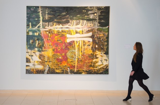 Christie's New York art sales