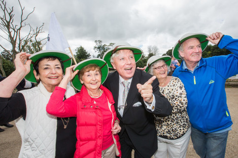 Francis Brennan lch Age Action Positive Ageing Week with Bank of Ireland-9