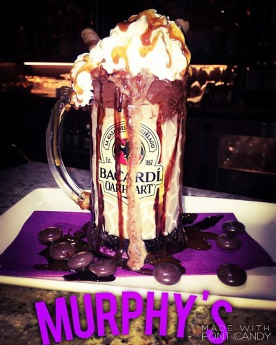 A new addition to our *new drinks menu* our Bailey's and Nutella adult shake