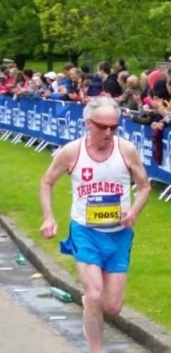 john running