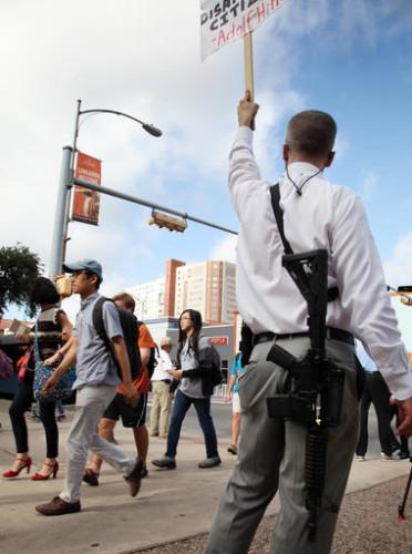 Texas Guns On Campus