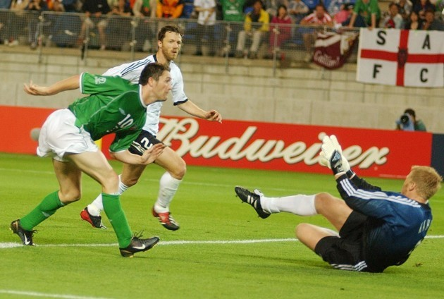 Rep of Ireland v Germany