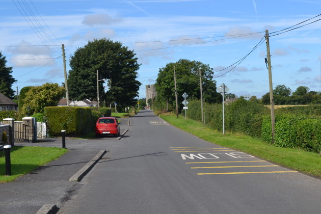 Newtown road