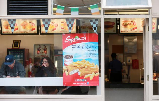 14/8/2014. Supermacs Fast Food Restaurants