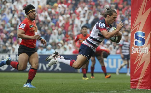Japan Super Rugby