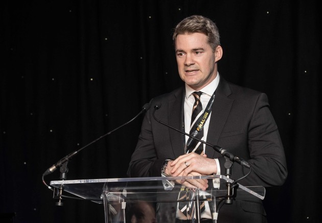 Pre Match Hospitality Martin Anayi Chief Executive Guinness Pro12 Rugby