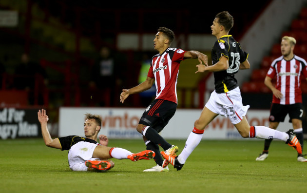 Sheffield United v Crewe Alexandra - EFL Cup - First Round - Bramall Lane
