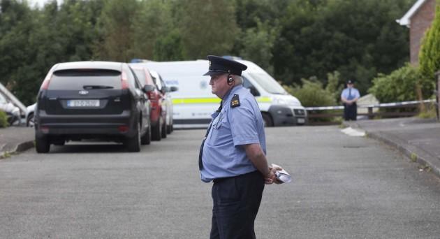 29/8/2016. Murder Suicide Ballyjamesduff. Gardai a