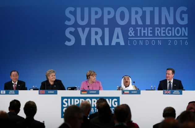 London Syria Conference