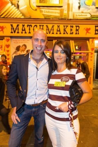 Matchmaking-Festival auf der lisdoonvarna