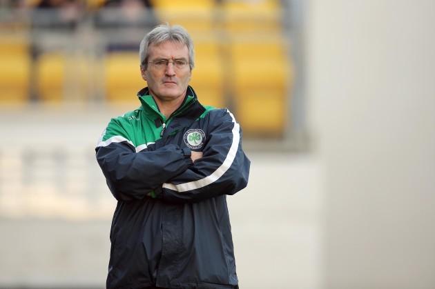 Ballyhale Shamrocks manager Colm Bonnar