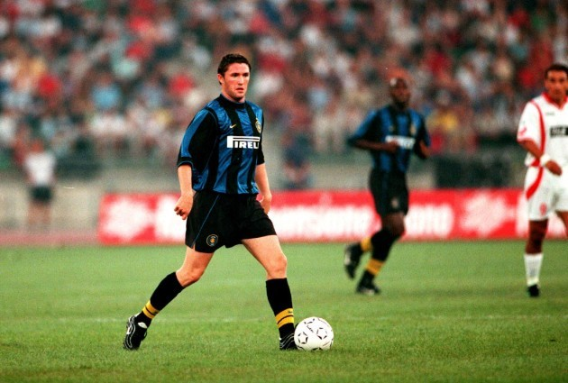 Italian Soccer - Birra Moretti Trophy - Bari v Inter Milan