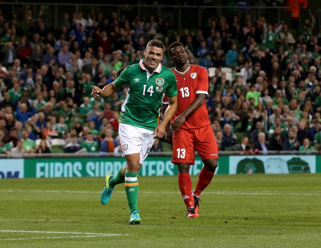 Republic of Ireland v Oman - International Friendly - Aviva Stadium