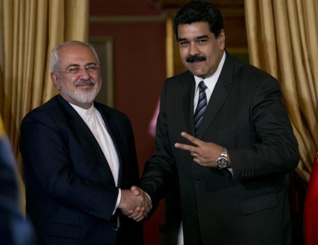Venezuela Iran