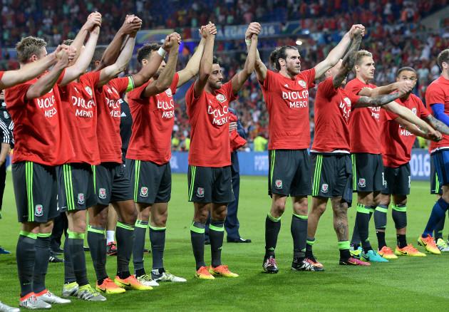 Euro 2016 soccer tournament