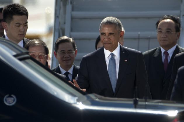 China Obama G20