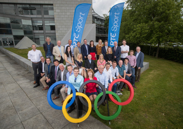 RTÉ Sport Launches 2016 Rio Olympic Games Coverage