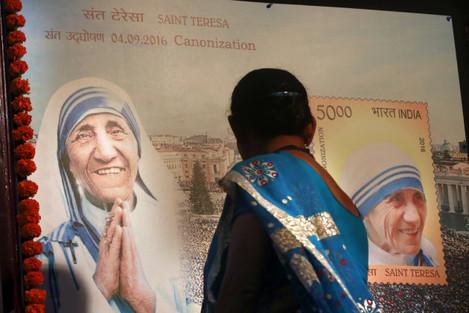 India Mother Teresa