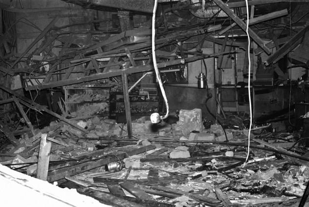 England Birmingham Pub Bomb