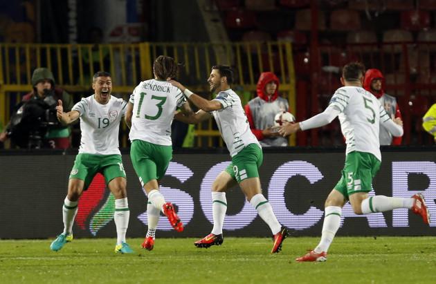 Soccer WCup 2018 Serbia Ireland