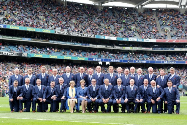 The Tipperary 1991 Jubilee team