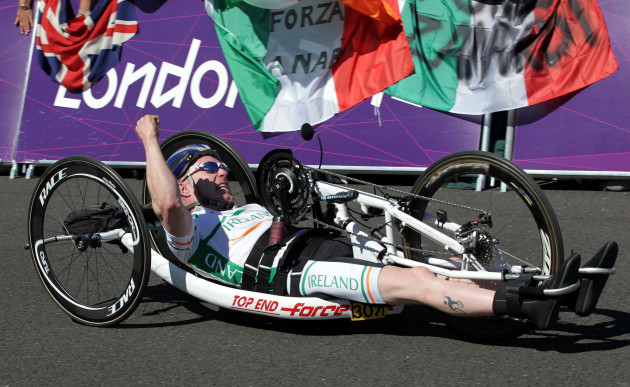 London Paralympic Games - Day 8