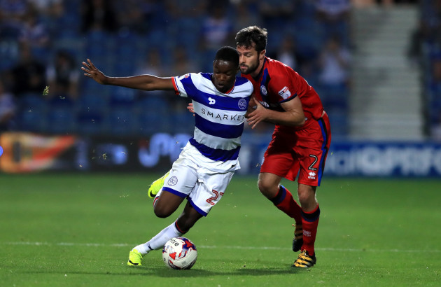 Queens Park Rangers v Rochdale - EFL Cup - Second Round - Loftus Road