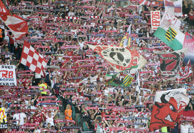 Germany Soccer Bundesliga Second Division