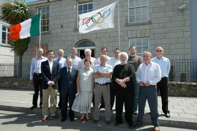 Olympic team mangers