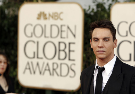 Golden Globes Arrivals