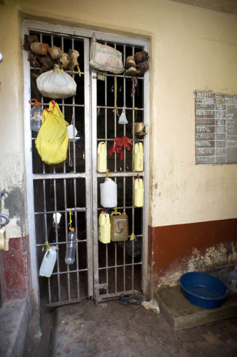 Luzira Maximum Security prison Kampala,Uganda