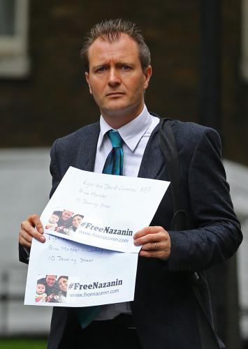 Nazanin Zaghari-Ratcliffe detained