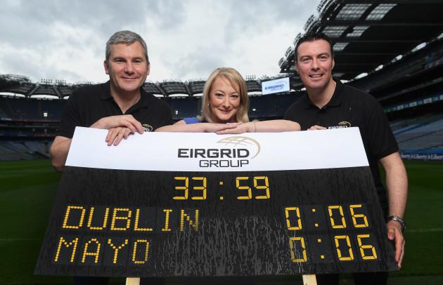 EirGrid Digital Clock Competition Launch