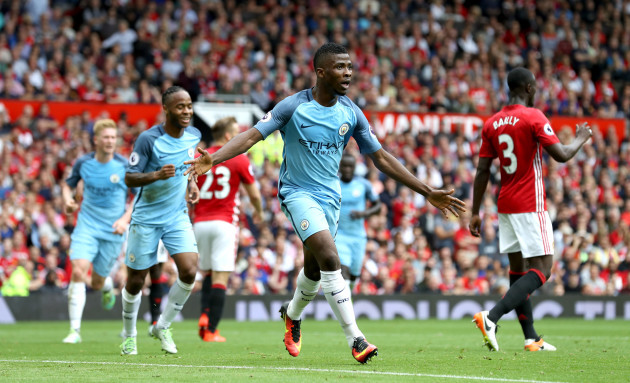 Manchester United v Manchester City - Premier League - Old Trafford