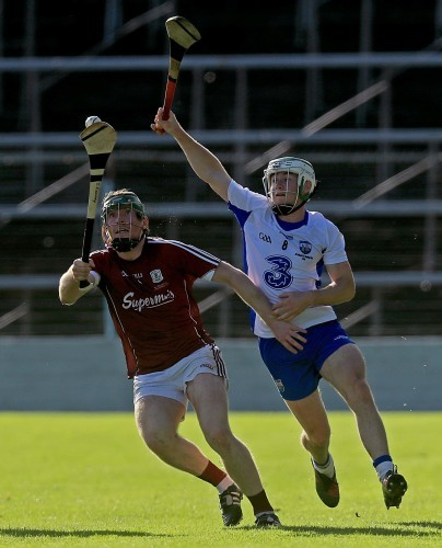 Shane Cooney with Mark O'Brien