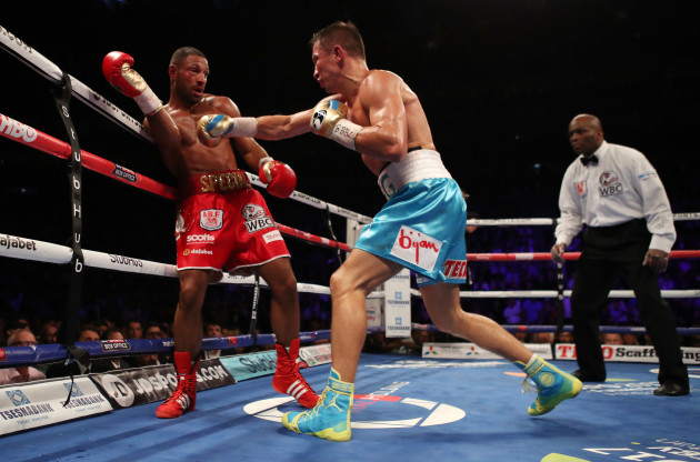 Boxing - The O2 Arena