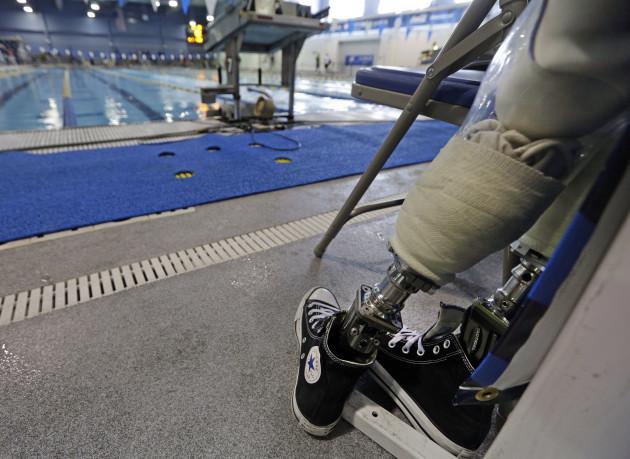 US Paralympic Trials