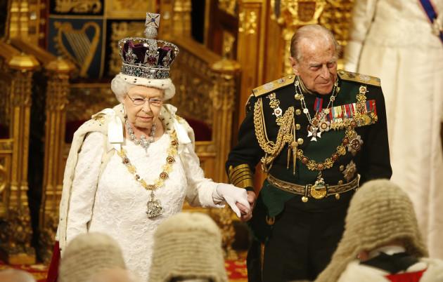 Britain Queens Speech