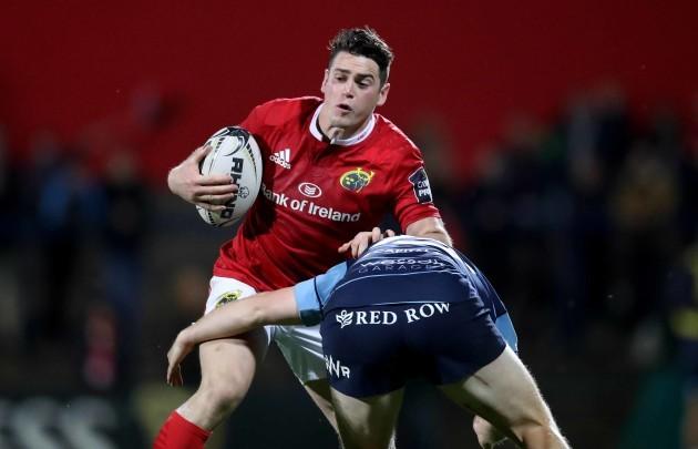 Munster's  Ronan O'Mahony