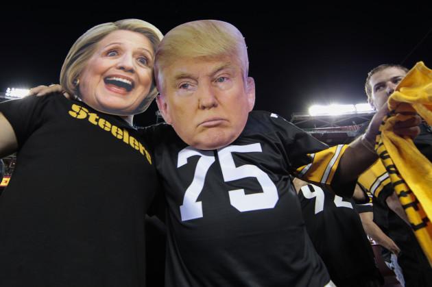 Steelers Redskins Football