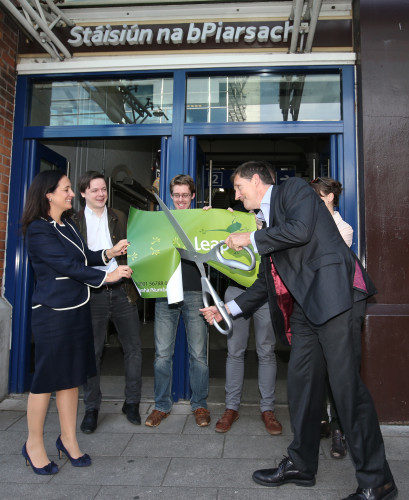 13/09/2016. Green Party launch - Fair Student Fare