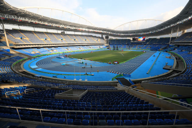 2016 Rio Paralympic Games Preview Package