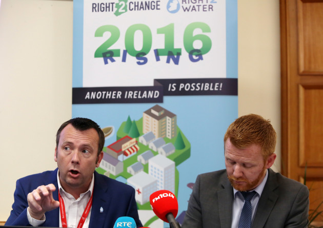 13/09/2016. Right 2 Water. Pictured (LtoR) Right 2