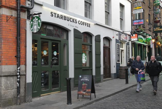 23/3/2016 Starbucks Coffee Shops